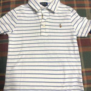Polo Ralph Lauren boys striped polo shirt size 4T